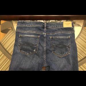 Abercrombie & Fitch boot cut Size 4 L
